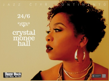 Crystal Monee Hall Band:JAZZ ČTYŘ KONTINENTŮ
