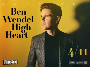 Ben Wendel Seasons Band :JAZZ ČTYŘ KONTINENTŮ