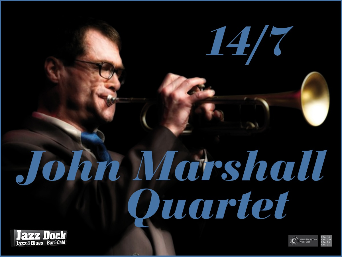 JAZZ OF FOUR CONTINENTS: John Marshall Quintet (USA/UK/CZ)