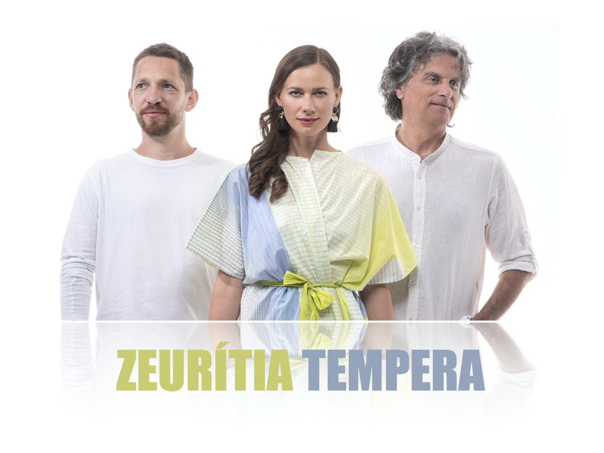 Zeurítia Trio feat. Francesco Petreni – CD release