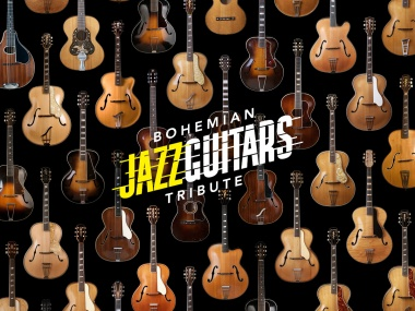 Bohemian Jazz Guitars Tribute