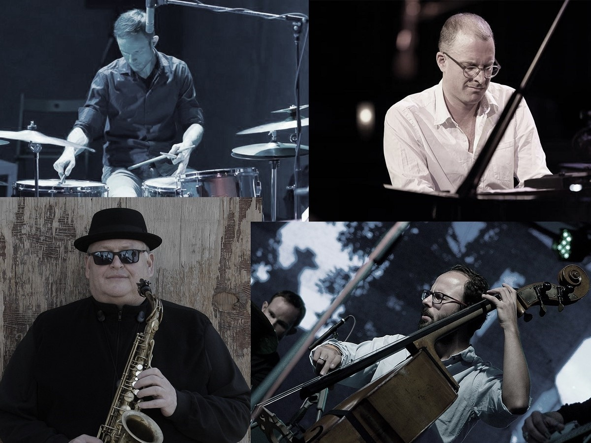 Jeff Alkire/Benny Lackner Quartet (USA/CZ)