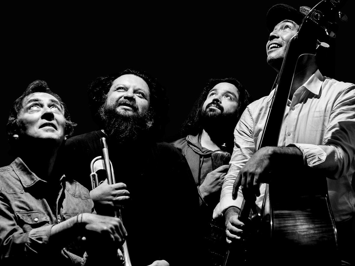 The Chilean Project(CHL):JAZZ OF FOUR CONTINENTS: