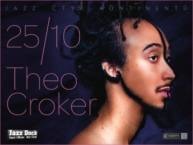 Theo Croker BLK2LIFE || A FUTURE PAST (USA):JAZZ OF FOUR CONTINENTS